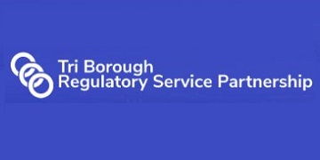 Tri Borough Regulatory Service Partnership logo